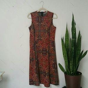 Zara Trafaluc A-line dress